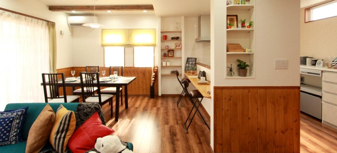 建築家と叶える注文住宅 内観 写真