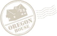 OREGON HOUSE ロゴマーク