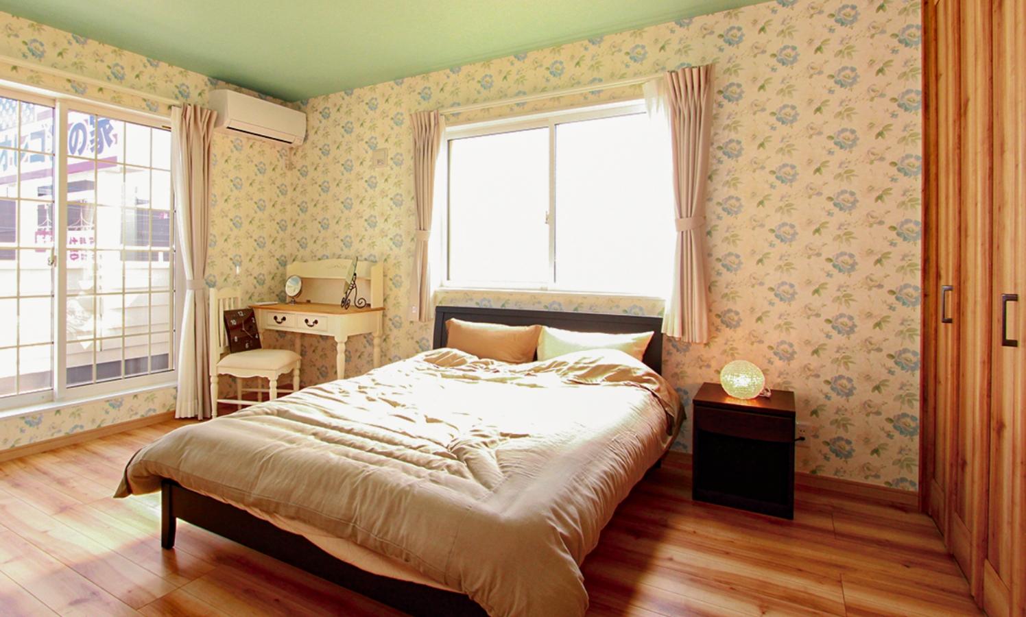 ベッドルーム 写真 寝室