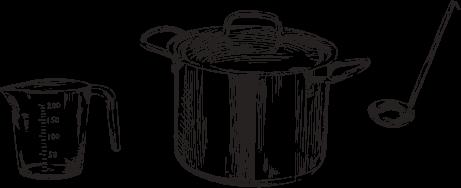 調理器具 アイコン イラスト