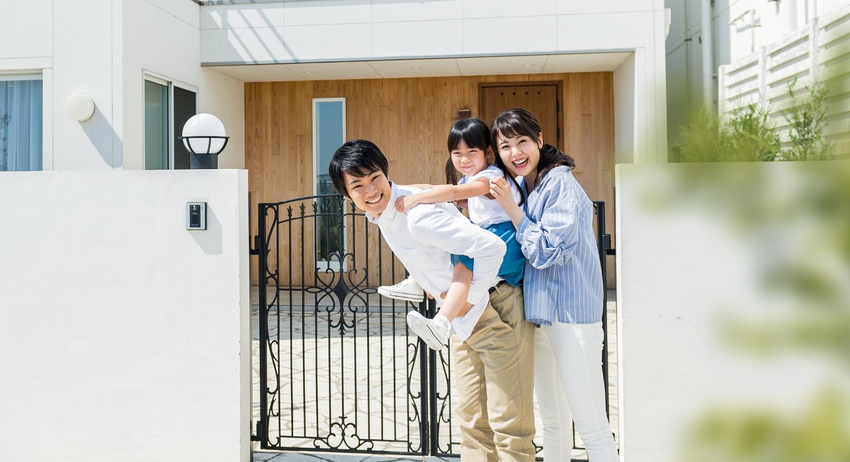 家族 笑顔 写真