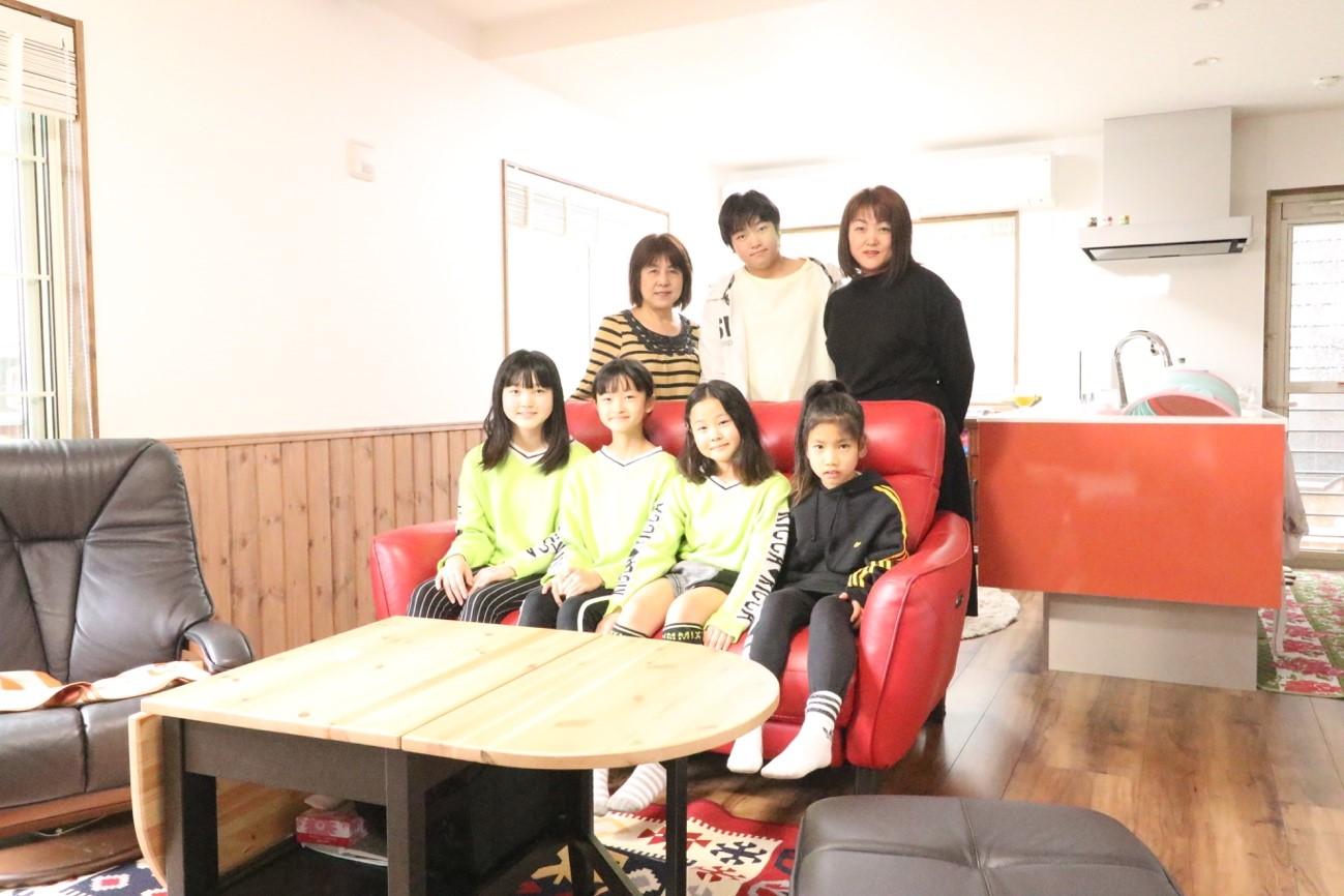 次の世代にも受け継いでいきたい、 そんな想いが詰まった家づくりが日本物産さんで叶いました。