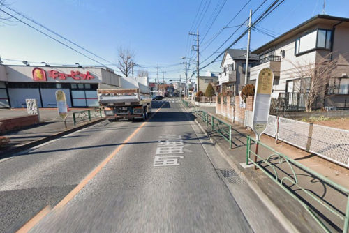 ◆バス停「境橋」:約160m<br>徒歩約2分、自転車約1分