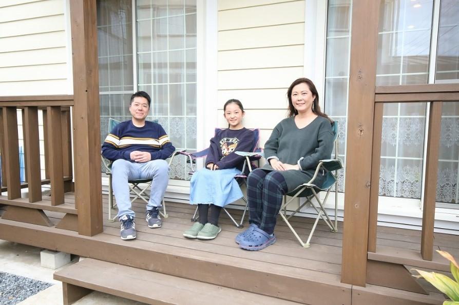 """運良く日本物産さんに出会えたおかげで""""全部""""完璧な家ができました!"""