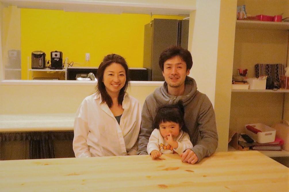 何でも相談できた日本物産さんだから家づくりをお願いしました!