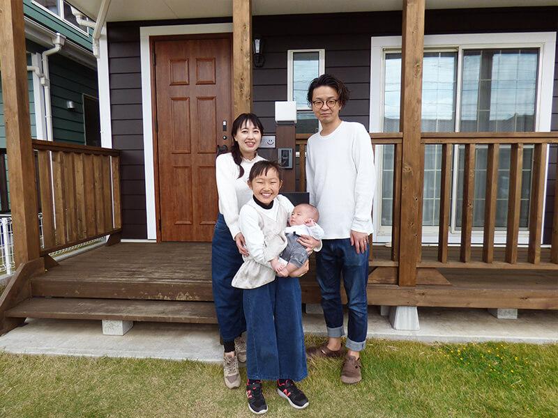 日本物産さんのおかげで理想の家づくりができました!!