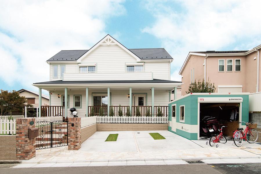 [2945万円]優美さと機能性を両立させた 上質なオリジナル・オレゴンハウス