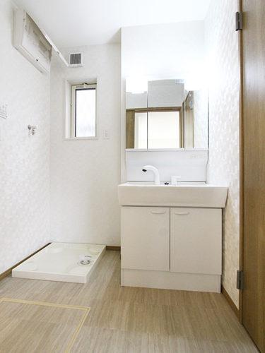 [No.1]洗面脱衣室