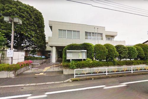 横山公民館:約850m<br>徒歩約11分、自転車約5分