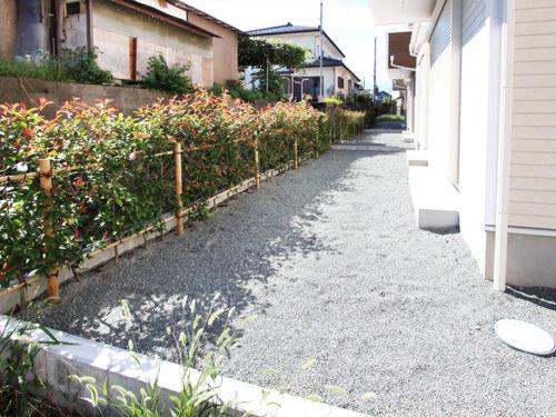 [7号棟]小庭スペース