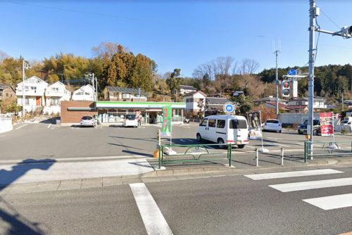 ◆ファミリーマート:約550m<br>徒歩7分、自転車約3分