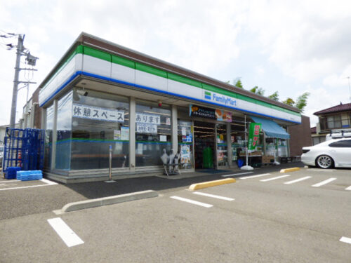 ファミリーマート<br>上溝七曲がり店 50m