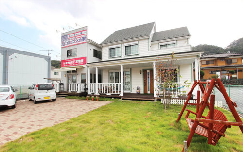 津久井モデルハウス