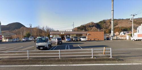 セブンイレブン津久井青山店:約600m