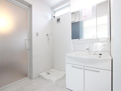 [施工例]洗面脱衣室