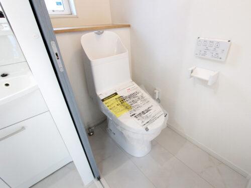 [No.1]1階トイレ